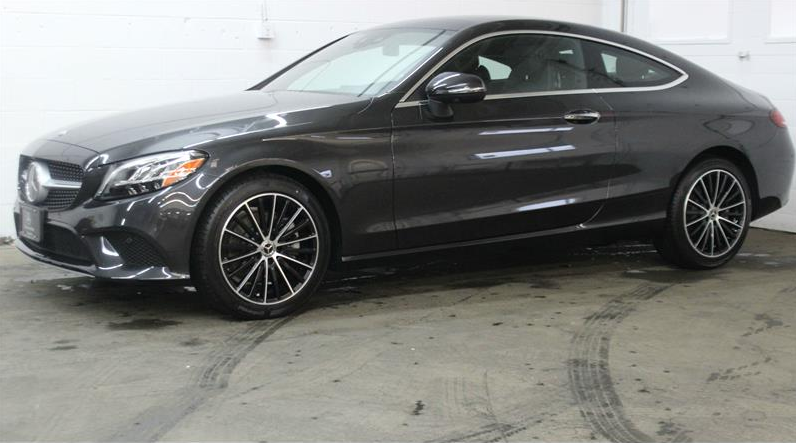 2019 C-Class Coupe