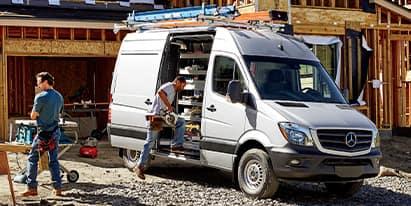 2019 Diesel Sprinter 2500 Cargo & Crew Van