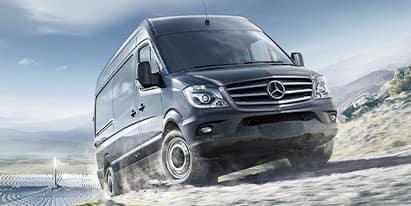 2019 Diesel Sprinter 3500, 3500XD & 4500 Cargo & Crew Van