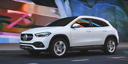 Mercedes-Benz SUV Event