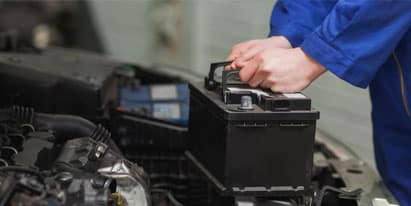 10% off Battery Installation & Parts Purchases