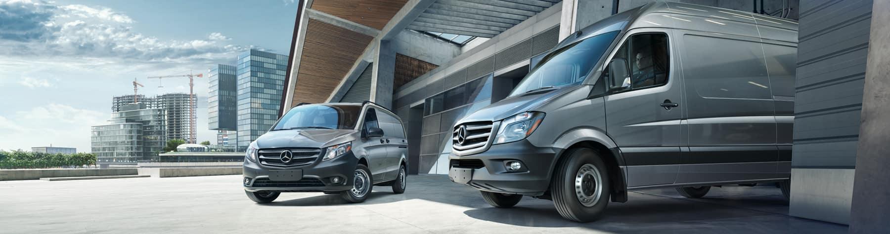 Sprinter and metris van offers mercedes benz north vancouver for Mercedes benz north vancouver
