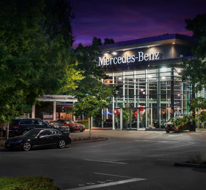 Mercedes-Benz And Pre-Owned Dealer Near West Vancouver