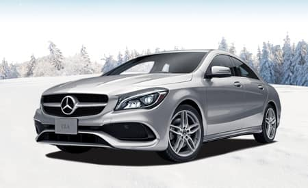 2018 CLA 250<br>4MATIC Coupe
