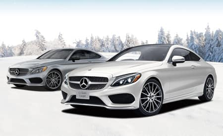 2018 C 300 <br>& AMG C 43 4MATIC Coupe