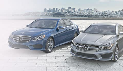 Get a great offer on a new Mercedes-Benz