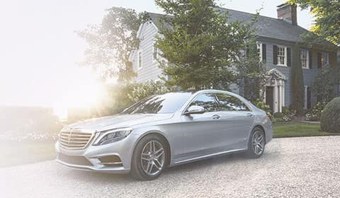 Get your Mercedes-Benz delivered