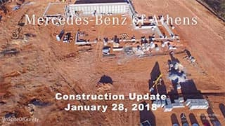 January Construction update