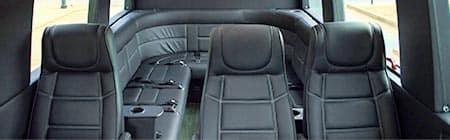 Mercedes-Benz Sprinter Salon Interior