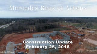 February Construction update