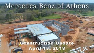 April Construction update
