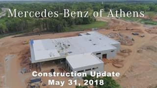 May Construction update