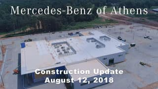 August Construction update