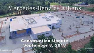 September Construction update