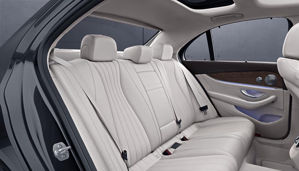 2019 Mercedes-Benz E-Class Interior