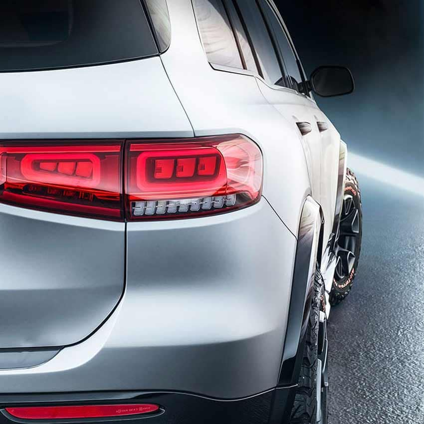 2020 Mercedes-Benz GLB - Taillight