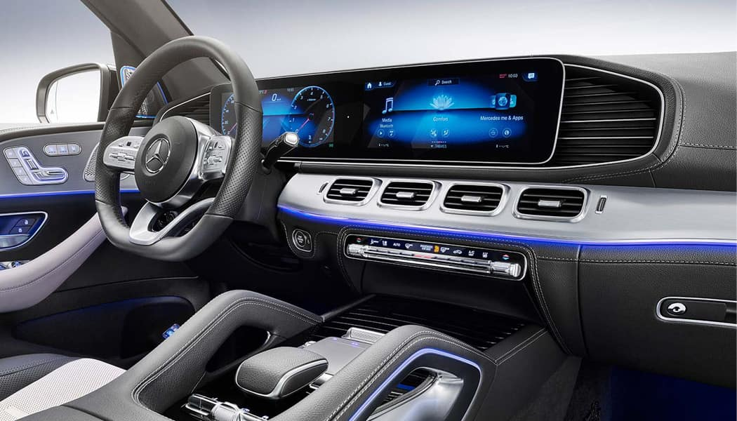 2021 Mercedes-Benz GLE 350 Interior