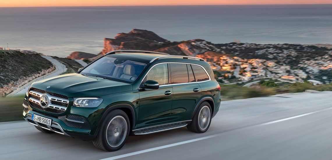 2020 Mercedes-Benz GLS 450 SUV 4MATIC®