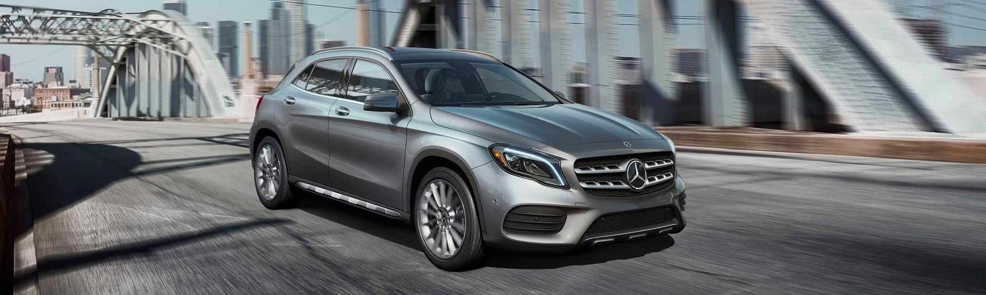 2020 Mercedes-Benz GLA SUV