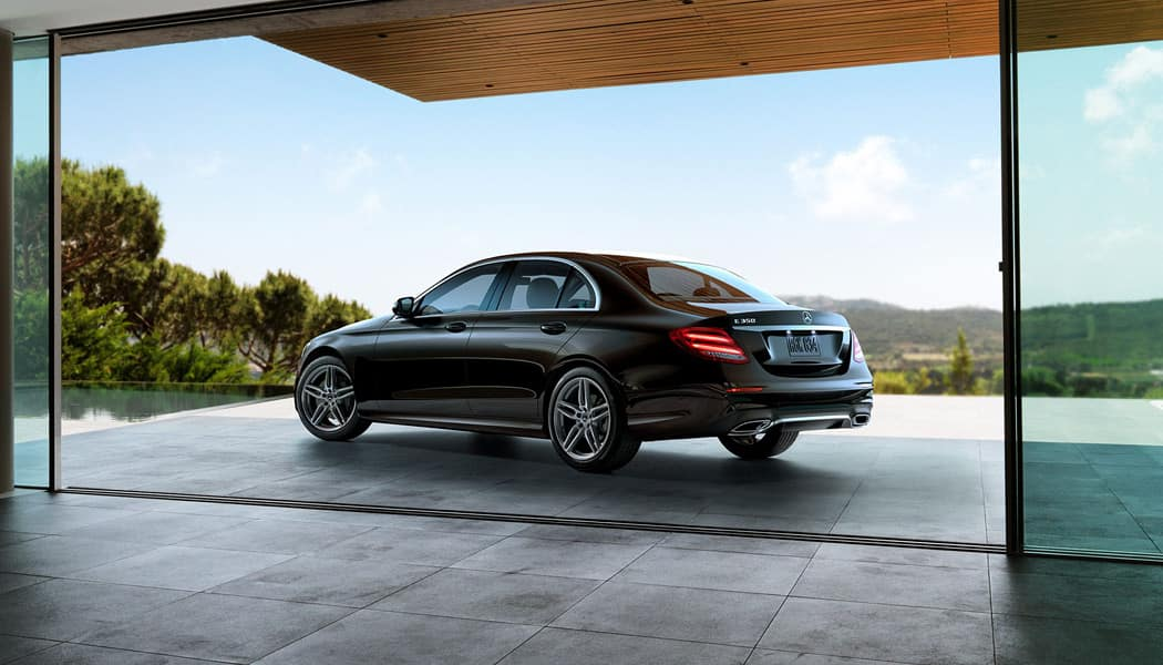 2020 Mercedes-Benz E-Class Exterior