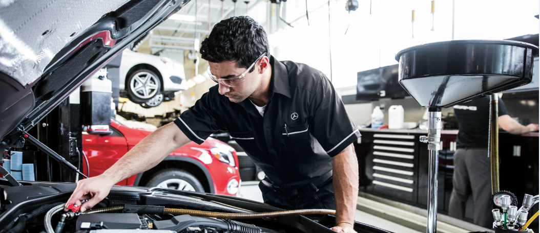 Mercedes-Benz Service in Oklahoma City | Mercedes-Benz of