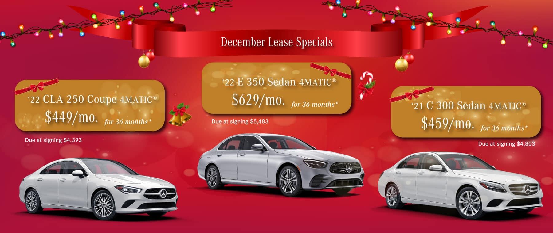 Mercedes-Benz of Atlantic City 2021 mercedes lease specials