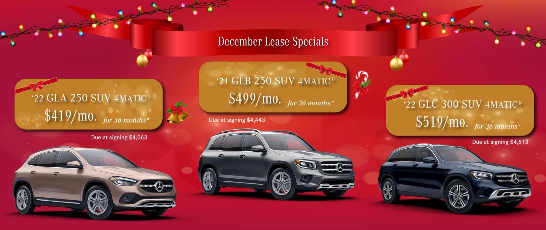 Mercedes-Benz of Atlantic City new 2021 mercedes benz lease specials