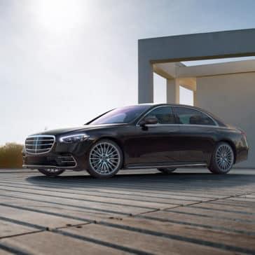 Mercedes-Benz of Atlantic City 2021 New S-class Sedan