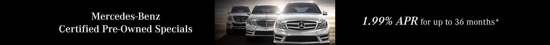 Mercedes-Benz of Atlantic City used car specials