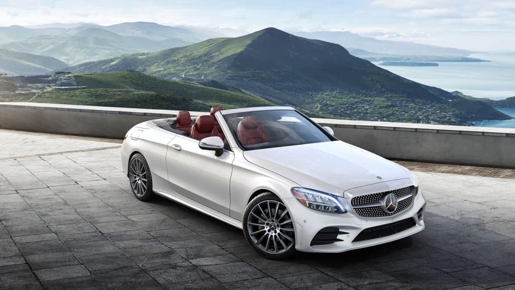 2019 C 300 4MATIC® Cabriolet