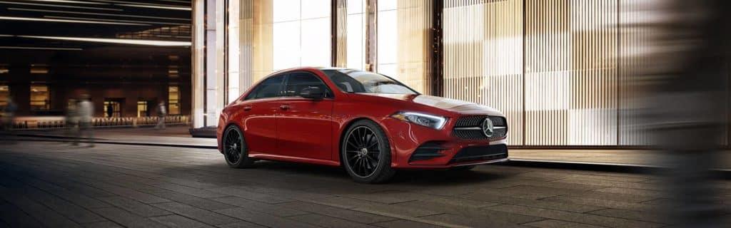 2019 A 220 4MATIC® Sedan