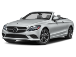 2019 mb c-class cabriolet angled