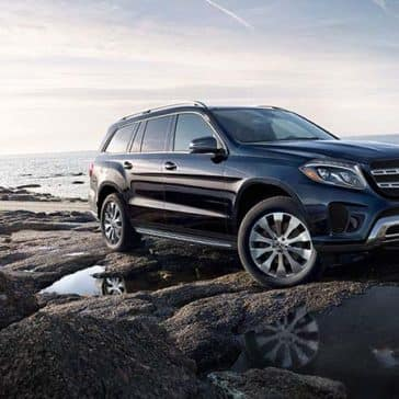 2019 MB GLS Near the Water
