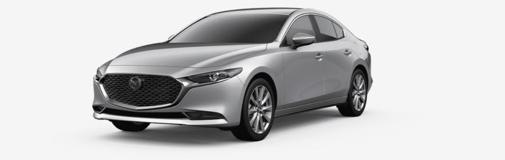 Silver Mazda3