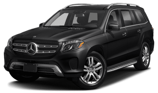 Black 2019 Mercedes-Benz GLS