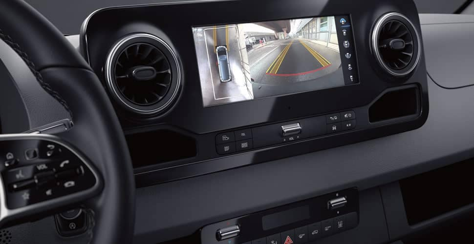 2019 Sprinter Rearview Camera