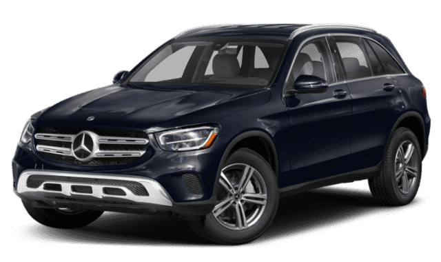 Black 2020 Mercedes-Benz GLC