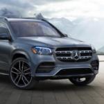 Gray 2020 Mercedes-Benz GLS