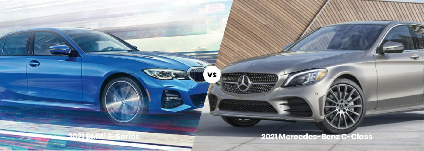 BMW 3 Series vs. Mercedes-Benz C-Class
