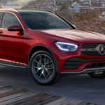 Red 2021 Mercedes-Benz GLC
