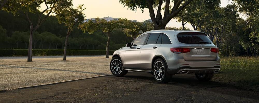 2021 Mercedes-Benz GLC Parked