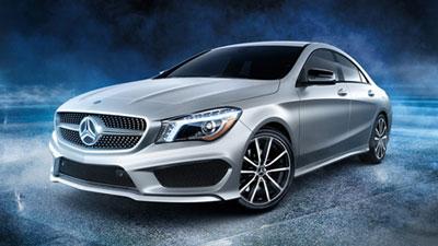 Mercedes-Benz New Vehicles CTA Banner