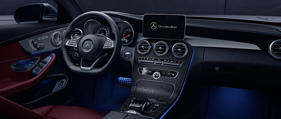 2018 Mercedes-Benz C-Class Features