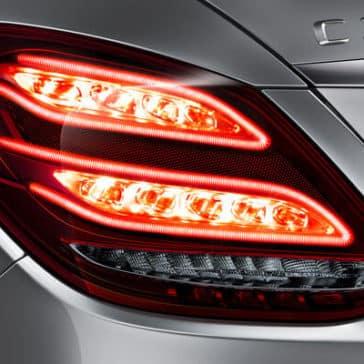 2018 Mercedes-Benz C-Class Taillight
