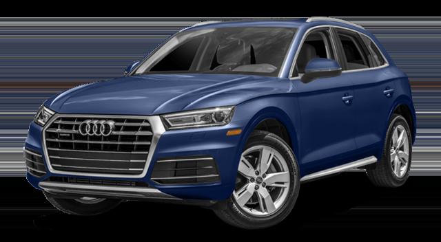 2018 Audi Q5 Blue