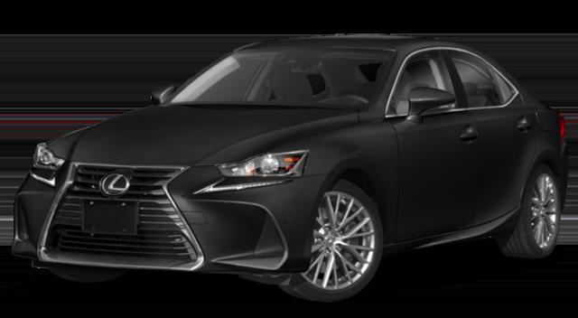 2018 Lexus IS Black