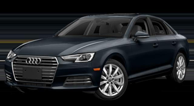 2018 Audi A4 Blue