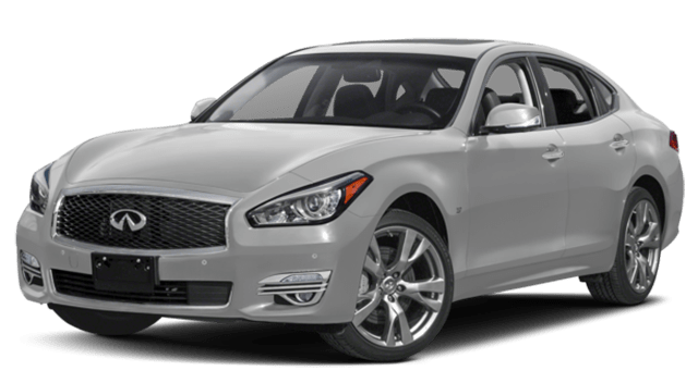 2019 Infiniti Q70 Silver