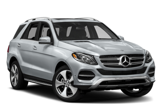 2018 Mercedes-Benz GLE Angled Silver