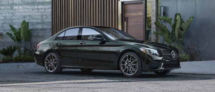 2019 C 300 4MATIC® Sedan